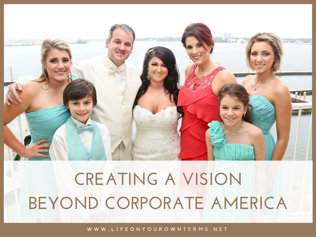 Creating a Vision beyond Corporate America FB Post 1024x768 - Creating a Vision Beyond Corporate America