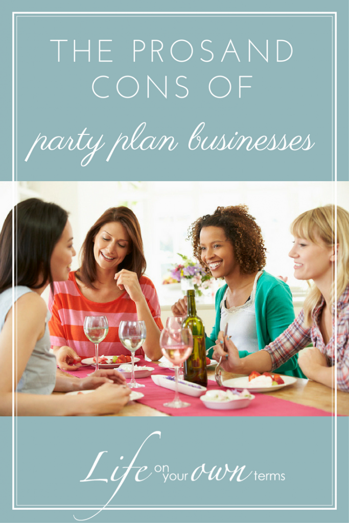 The Pros and Cons of Party Plan Businesses Pinterest 683x1024 - The Pros and Cons of Party Plan Businesses