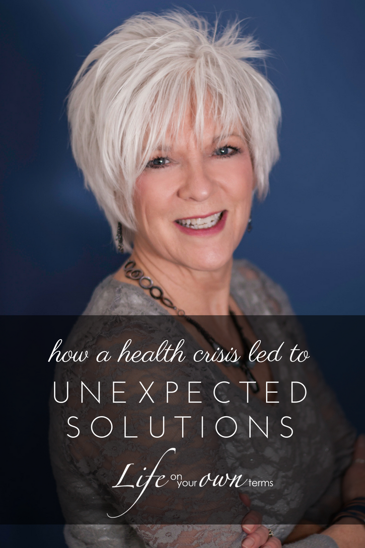 Beth Schomp Pinterest Images - How A Health Crisis Led To Unexpected Solutions