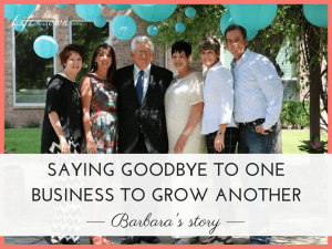 new home business 300x225 - Saying Goodbye to One Business to Grow Another