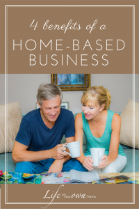 4 Benefits of a Home Based Business 2 200x300 - 4 Benefits of a Home-Based Business