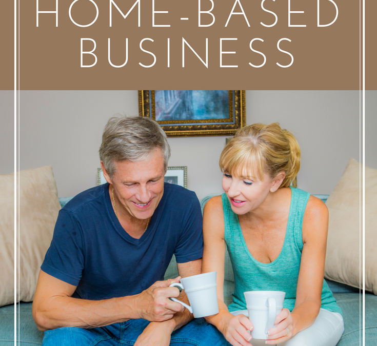 4 Benefits of a Home-Based Business