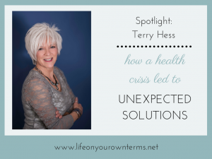 How A Health Crisis Led To Unexpected Solutions | Spotlight: Terry Hess