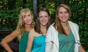 Beth daughters 300x179 - Beth & daughters