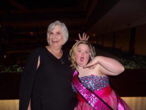 Kathy and Granddaughter 2 300x225 - Kathy and Granddaughter