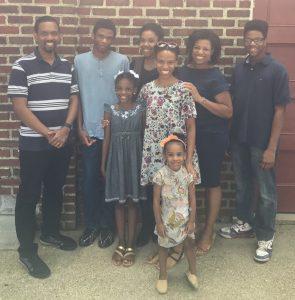 Tiffanee and her family 295x300 - Tiffanee and her family