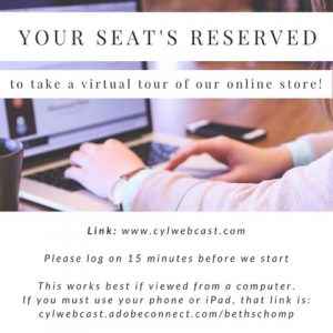 Your Seats Reserved 2 300x300 - Your Seat's Reserved