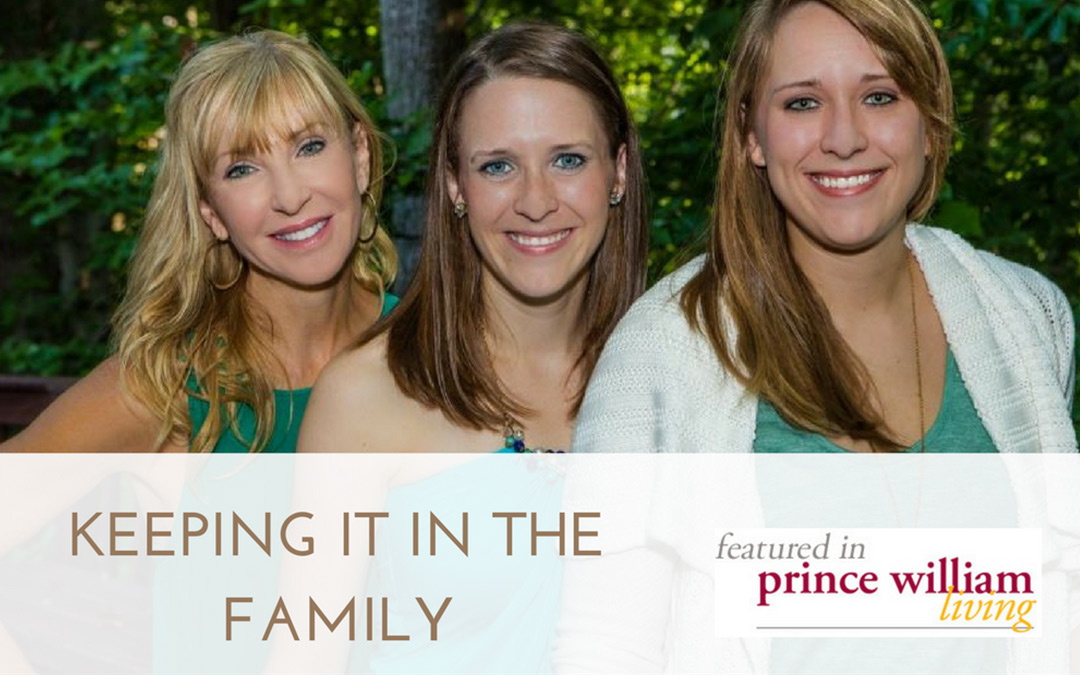 In the Press: Keeping it in the Family
