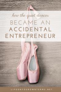 quiet dancer became an accidental entrepreneur 4 200x300 - quiet dancer became an accidental entrepreneur